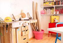 Carpintería para niños