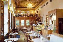 Hospody a kavárny v Praze