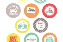 Stickers printable