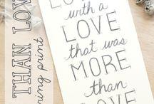 Printables/Fonts