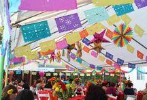 Mexican Fiesta Bridal Shower Ideas