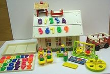 Toys of the Past / by Patty Sellers-Dukes
