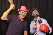 Photo Booth Pictures / Photo booth pictures from my events. Call Funtime Selfies Photo Booth at 234.205.8125 and see if we have your date open for your special event.