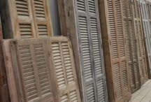 Oude bouwmaterialen