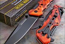 Zbraně / nože