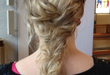 Hairstyles (wedding)