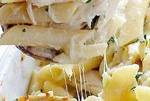 pasta / by Dawn Masterson-Golembiewski