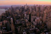 meet you in Manhattan. / New York City, New York.  / by Rebecca Wong