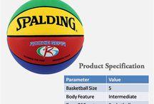 Spalding Basketball / Spalding Basketball In India  http://www.khelmart.com/BasketBall/BasketBall.