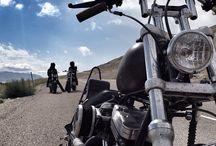 Motor / Image of moto & car