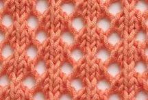 lace stitches