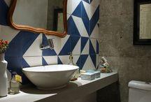 Banheiros Ap217
