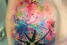 Tatueringar, piercings & modifications