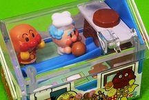 ジャムおじさんのパン工場❤アンパンマン アニメ&おもちゃ