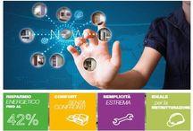 Termoregolazione ambientale: Sistema NOW / Comfort e risparmio a portata di mano