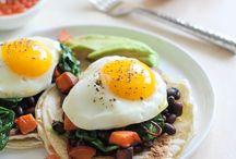 #PutAnEggOnIt / Eggs / by My Modern Cookery