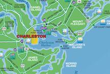 Charleston, South Carolina / Things to enjoy in Charleston. / by Debra