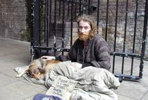 For Better Or For Worse Homeless Engagement Photo Props and Ideas