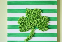 St. Patricks Day / My Feeling Lucky Board! / by Angie Barnett
