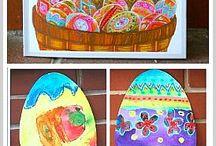 Easter kids activities