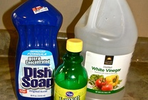 Cleaning stuff / Cleaning products
