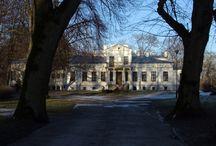 Ojrzanów - Pałac