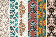 Pattern and Carpet