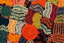 аборигенские рисунки
