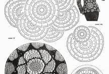 crochet with elements / crochet
