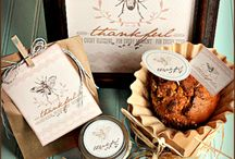 "Bee""thankful  free printables"