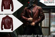 Guardians of the Galaxy Jackets