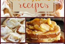 Fall Inspired Food & Drink