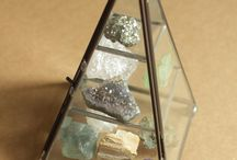 Crystal Displays / Ideas on how to display your crystal collection