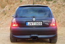 Cars - Renault Clio