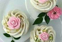 Tort: cupcake