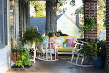 Front Porch Ideas / by seven thirty three