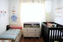 Toddler & baby room
