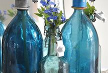 Bottles, Jars, and Cloches