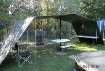 camping tricks / camping tricks