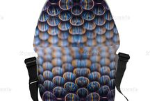 Carry Bags / Carry bags with my designs or images incorporated.