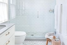 Bathroom (small) ~ inspo