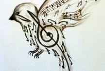 Tatoo ideas / by Raquel Michael