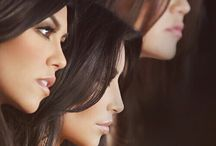 Kardashian Sisters / by LaSonya Brown