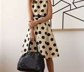 How to Wear...Polka Dots