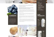 Web Design. / by Jessica Charuk