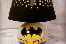 super hero lamps