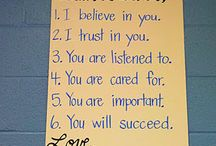 Classroom Bulletin Boards / by Cheri Jones Graham