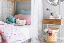 Ideias criativas de decoração para o quarto dos mais novos Decoração