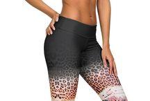Fun Yoga Apparel & Gear / Fun tops, bold bottoms & must-have yoga gear!