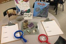 Reggio Inspired / Ideas for a Reggio Inspired classroom